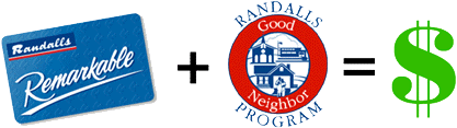 Randalls Good Neighbor Program
