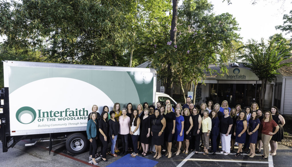 2018 Interfaith Staff